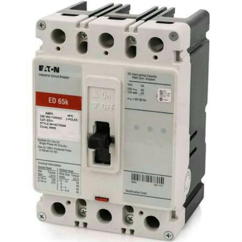 Details about Eaton Culter-Hammer ED3100 Molded Case Circuit Breaker on