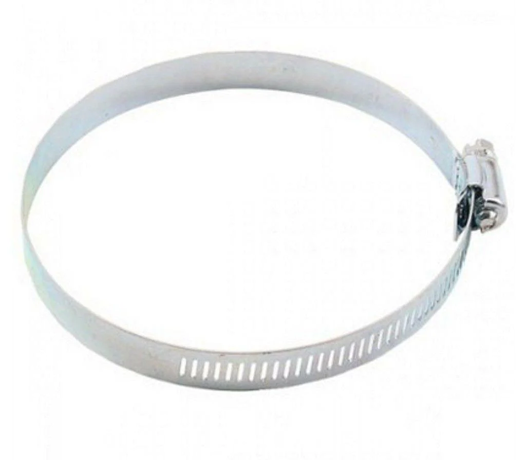 """COL1609Z1 Cushioned Lined Open Steel Clamp 1/"""" Dia .5/"""" Wide .281/"""" Hole *Qty 25*"""