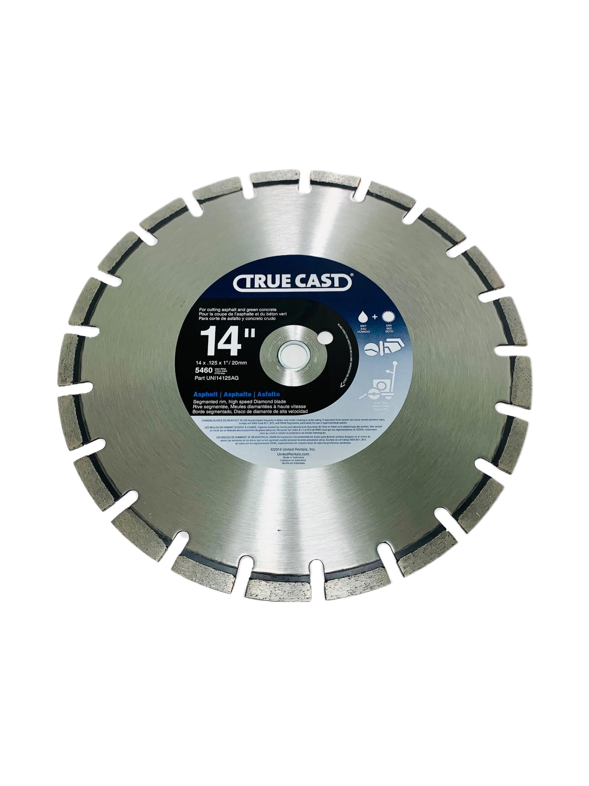 "24/"" TIGER BLADE 12MM Hard Concrete Paver Asphalt Roadways Diamond Saw Blade-BEST"