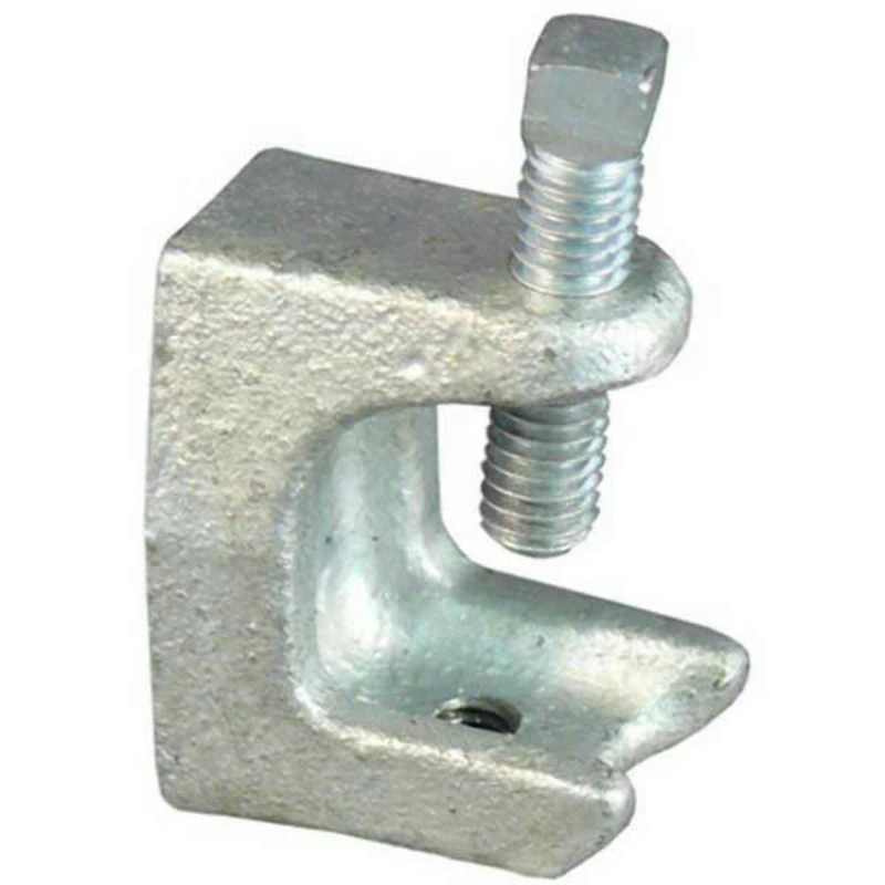 """BRAND NEW BEAM CLAMP 1//4/""""-20 X 15//16/"""" JAW OPENING 250LB RATED SHIPS IMMEDIATELY!"""
