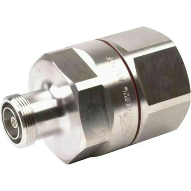 "Andrews 7//8/"" Positive stop coax connector AL5DM-PSA"