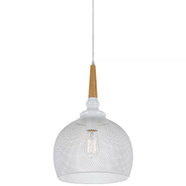 NEW Telbix Alec Wire Mesh Pendant Light - ALEC PE   eBay
