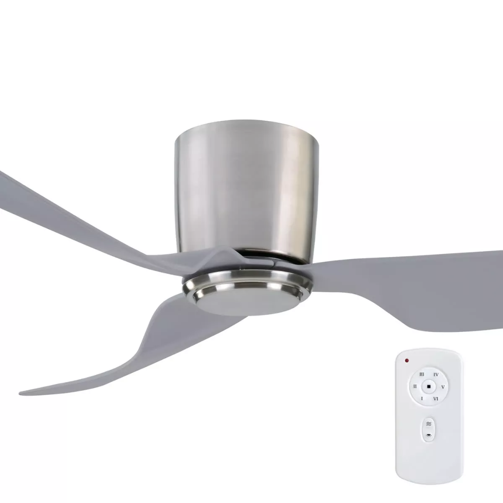 profile fan without kitchen ceiling bronze louden nickel in upcitemdb lighting universal upc hugger fans light premier low hunter brushed kit black engaging with