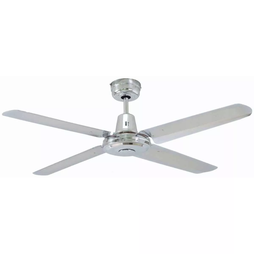 New mercator swift 48 1200mm metal blade ceiling fan ebay new mercator swift 48 1200mm metal blade ceiling fan aloadofball Choice Image