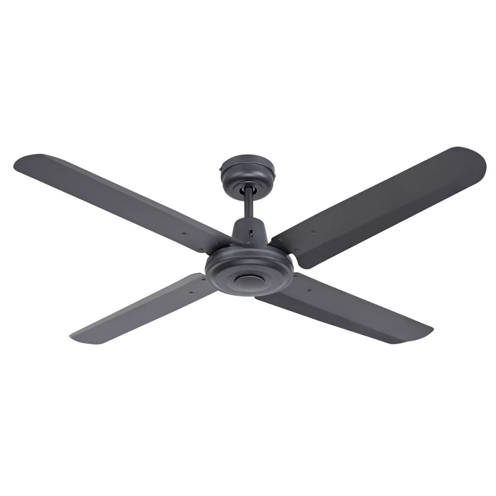 New mercator swift 56 1400mm metal blade ceiling fan ebay new mercator swift 56 1400mm metal blade ceiling fan aloadofball Choice Image
