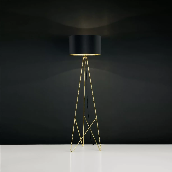 New Eglo Camporale Metal Wire Floor Lamp Fl Ebay Wiring A