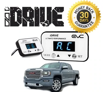 New Idrive Windbooster Throttle Control For Gmc Sierra Denali 2016 Position Wiring 62l Evc536