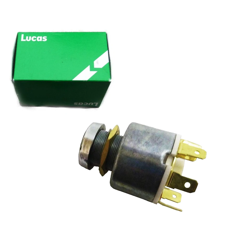 Lucas Ignition Switch For Land Rover Series 2a 3 551508 Ebay Wiring