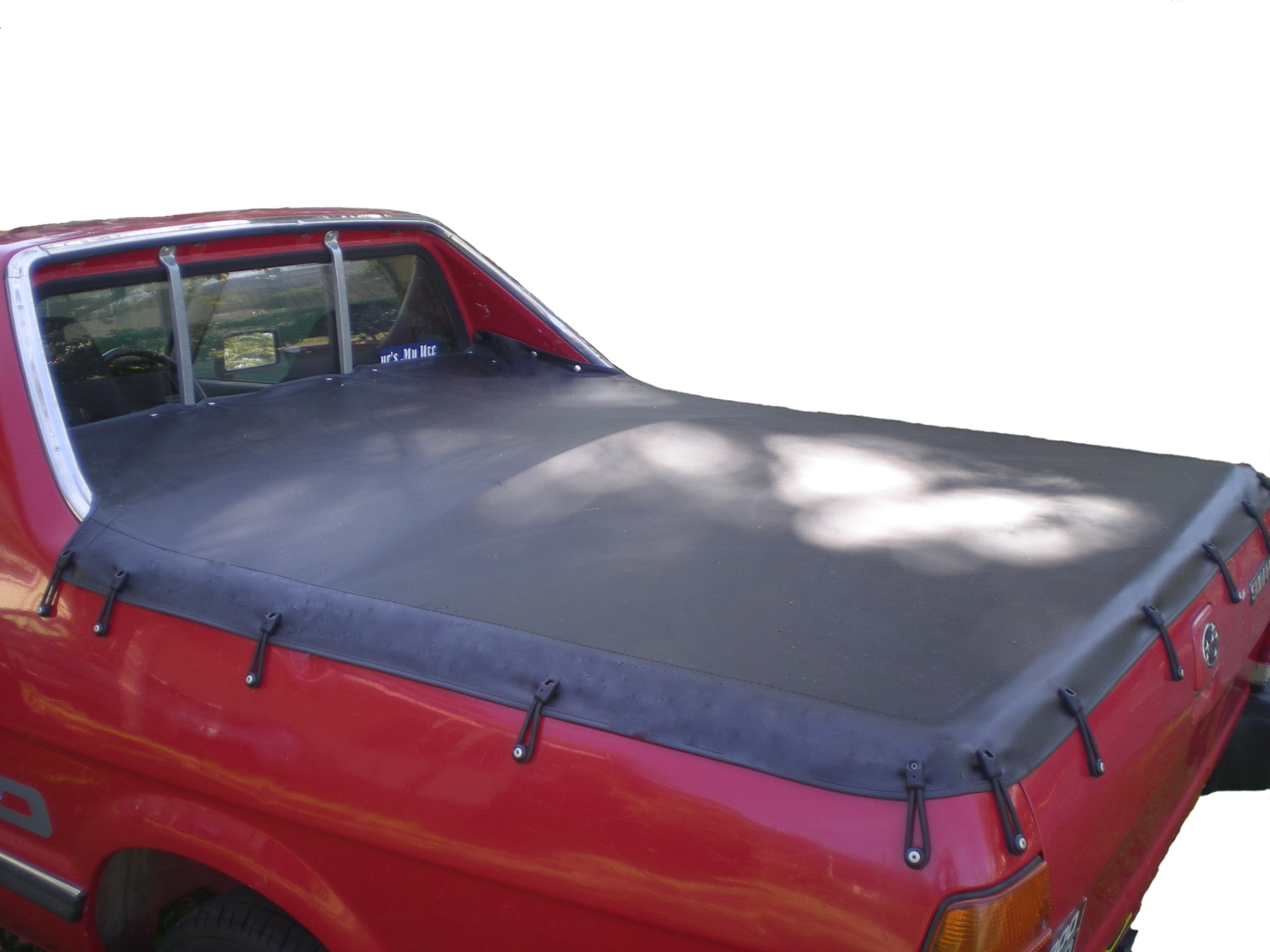 Subaru Brumby Tonneau Cover 1982 To Current