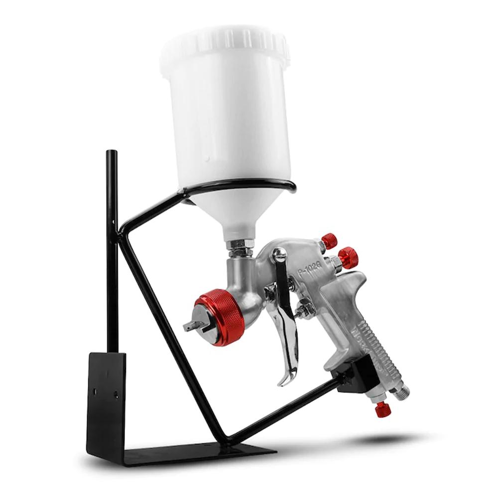 Workquip P102G 3 TIP SET UP Gravity Spray Gun & STAND 1.4 ...