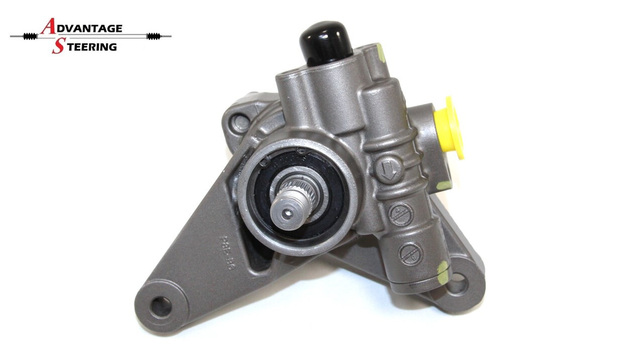 2001-2002 Acura MDX 1999-2003 Acura TL//Compatible with 2003-2004 Honda Pilot Replace 21-5290 56110-PGK-A01 56110-P8E-A01 BOXI Replacement Power Steering Pump Compatible with 2001-2003 Acura CL