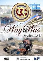 The Way It Was - Volume 5 (DVD)