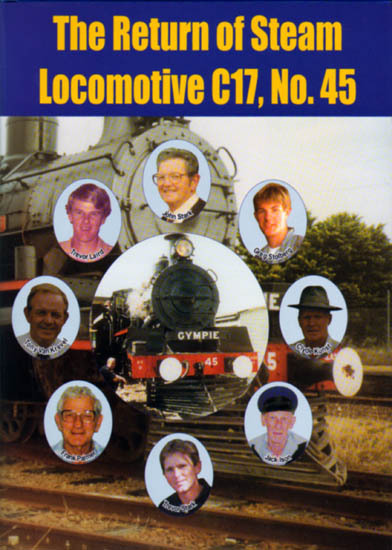 The Return of C17, No. 45 (BOOK)