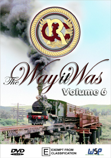 The Way It Was - Volume 6 (DVD)
