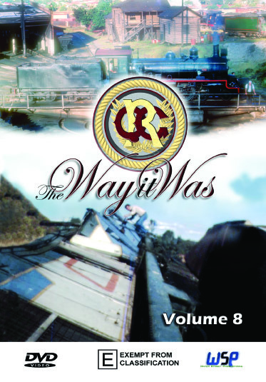The Way It Was - Volume 8 (DVD)