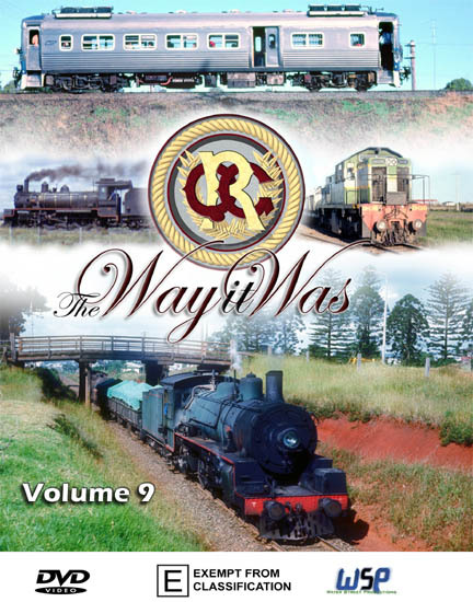The Way It Was - Volume 9 (DVD)