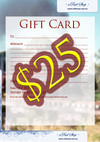 Gift Card $25 Value!