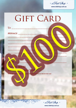 Gift Card $100 Value!