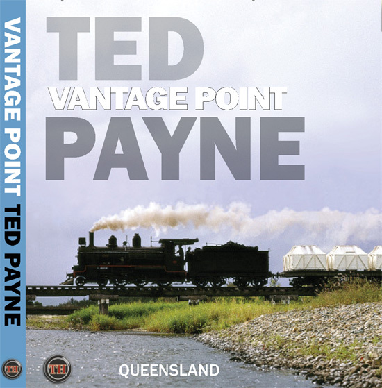 Vantage Point Queensland - Ted Payne (BOOK)