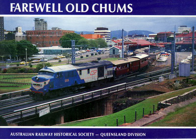 Farewell Old Chums (BOOK)
