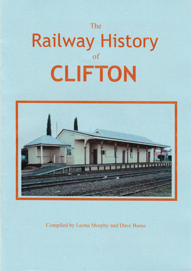 The Railway History of Clifton (BOOK)