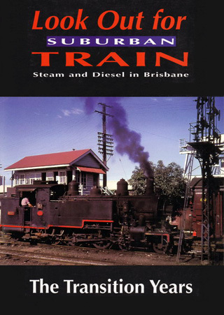 Look Out For Suburban Train - The Transition Years (BOOK)
