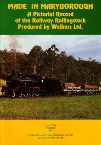 Made In Maryborough (BOOK)