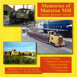 Memories Of Moreton Mill (CD ROM)