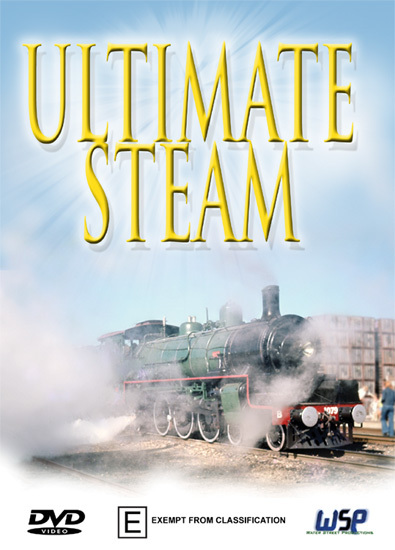 Ultimate Steam (DVD)