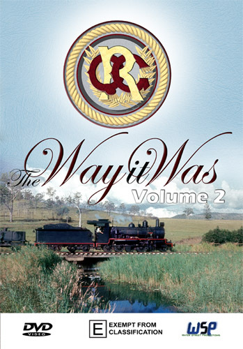 The Way It Was - Volume 2 (DVD)