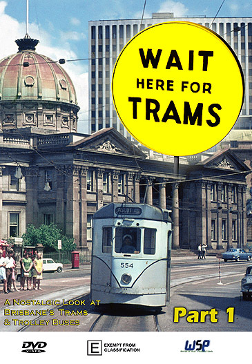 Wait Here For Trams - Volume 1 (DVD)