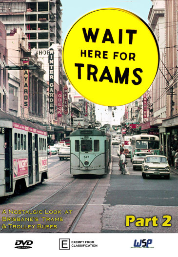 Wait Here For Trams - Volume 2 (DVD)
