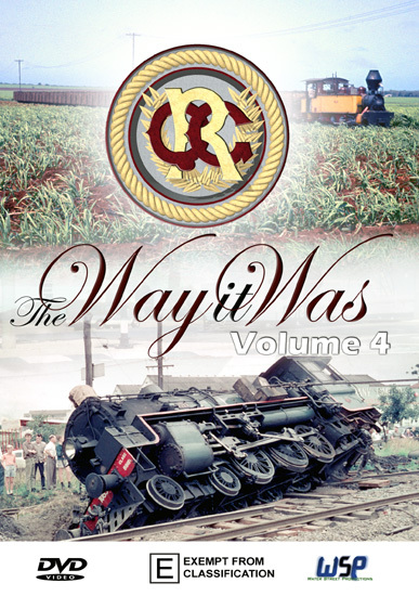 The Way It Was - Volume 4 (DVD)