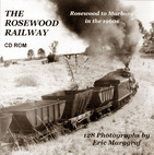 The Rosewood Railway - Photograph Collection CD Rom