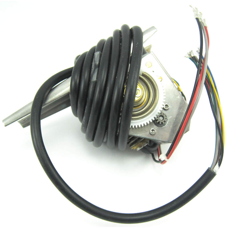 Details about Jabsco 43990-0076 Searchlight Motor Clutch embly on