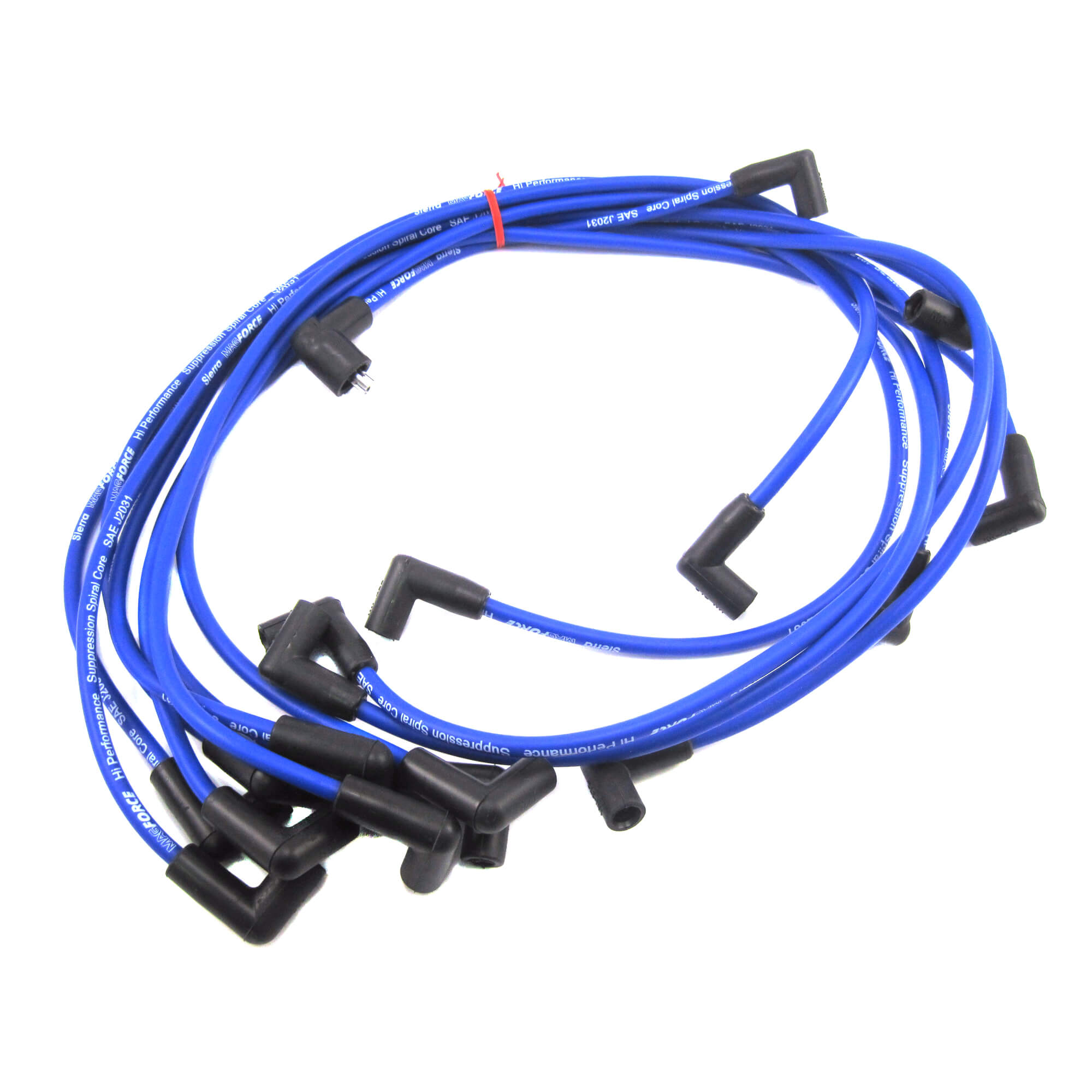 Marine Spark Plug Wire Set for Mercruiser V8 Thunderbolt Replaces 84-816608Q61