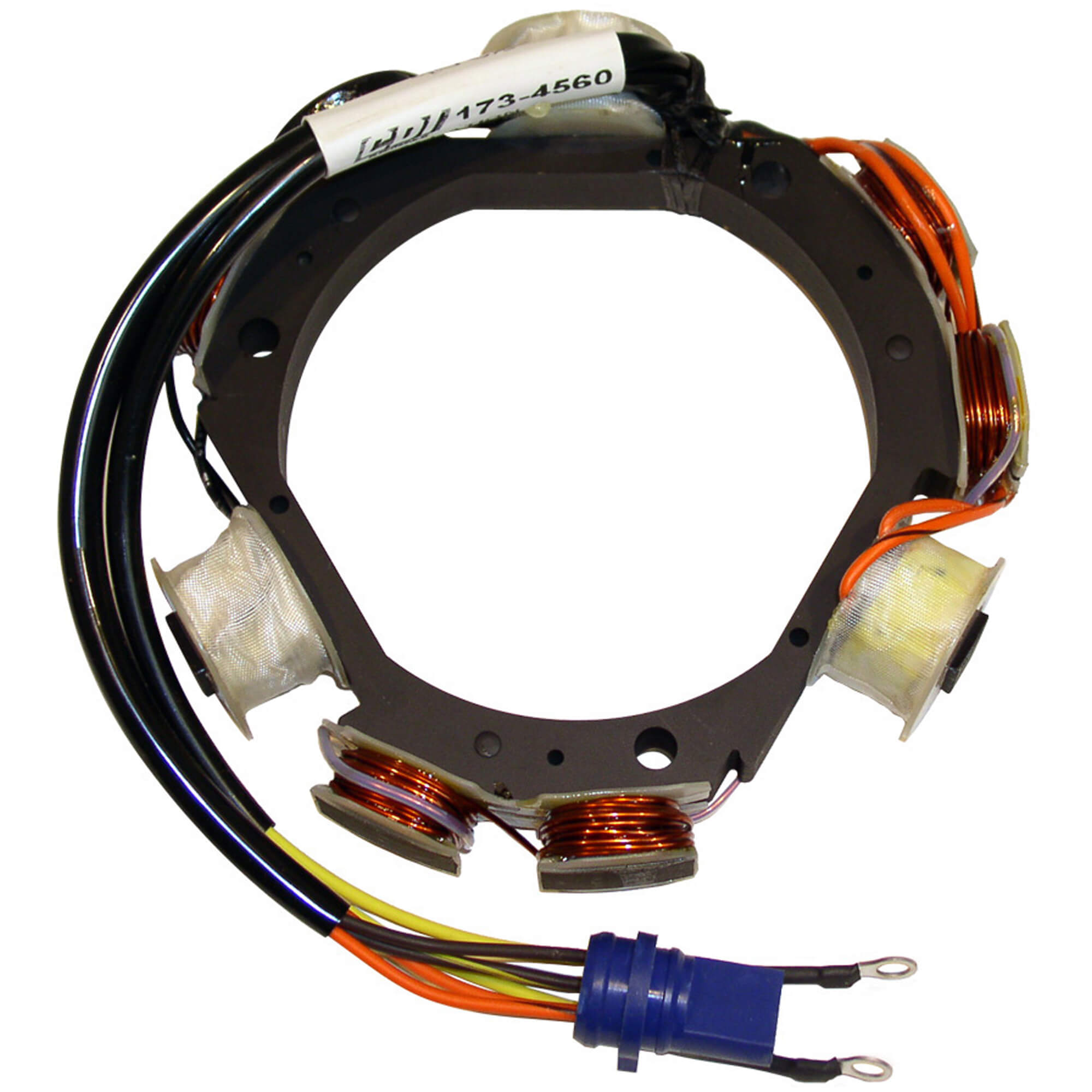 2 Cyl. 173-1232 6 Amp CDI 173-1232 Johnson Evinrude Stator