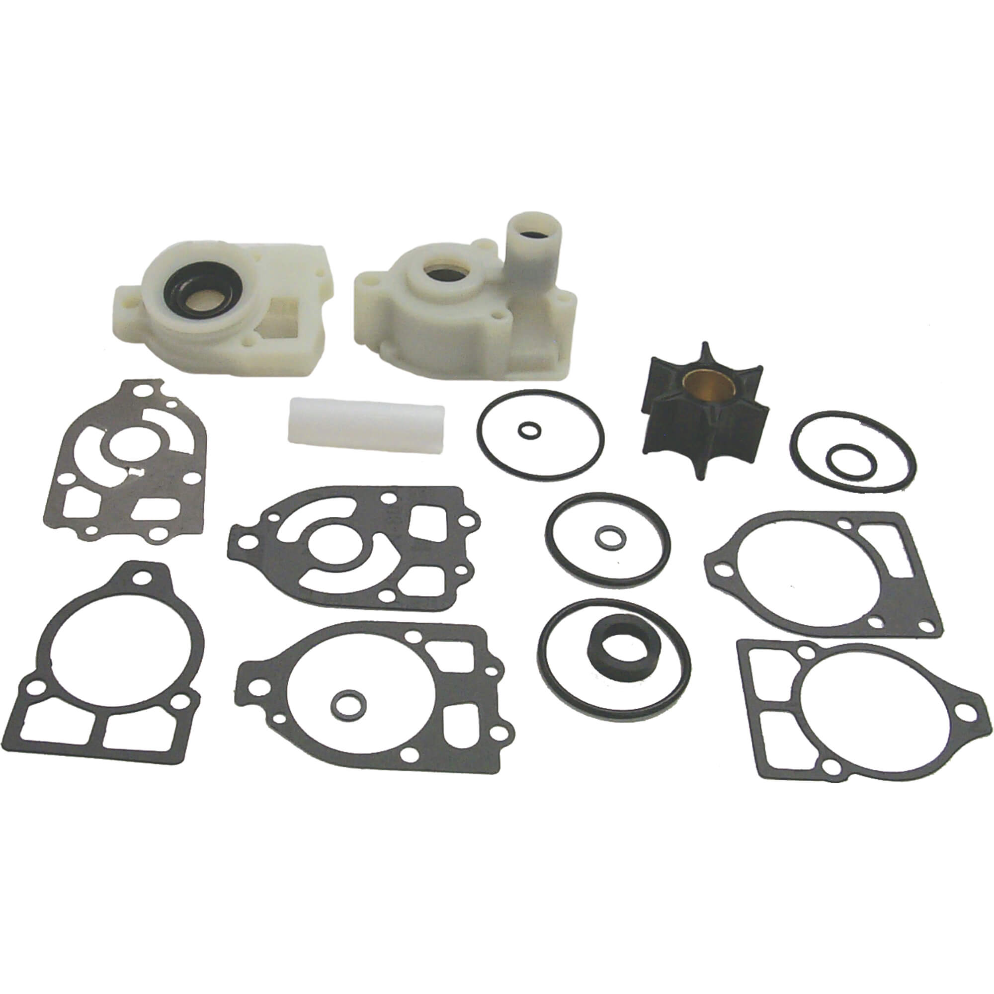 Sierra 18 3317 Mercruiser Water Pump Kit With Base Replaces 46