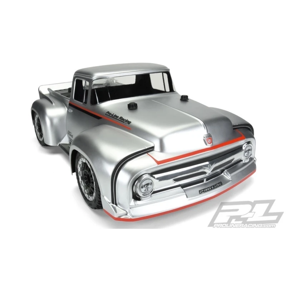 Details about Proline 1956 Ford F-100 Pro-Touring Street Truck Clear Body  PR3514-00 Brand New