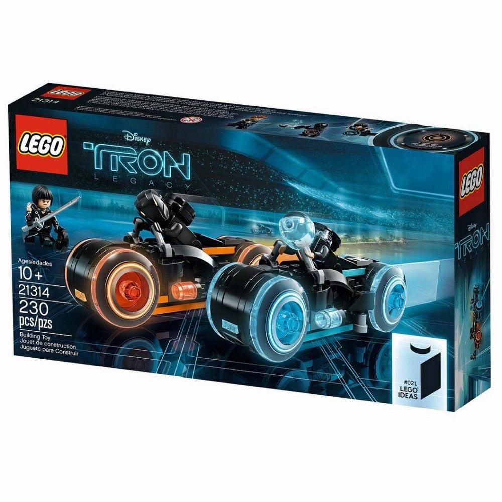 /& Instruction Only No Minifigures /& No Box Lego! Floor Lego Tron Lightcyce