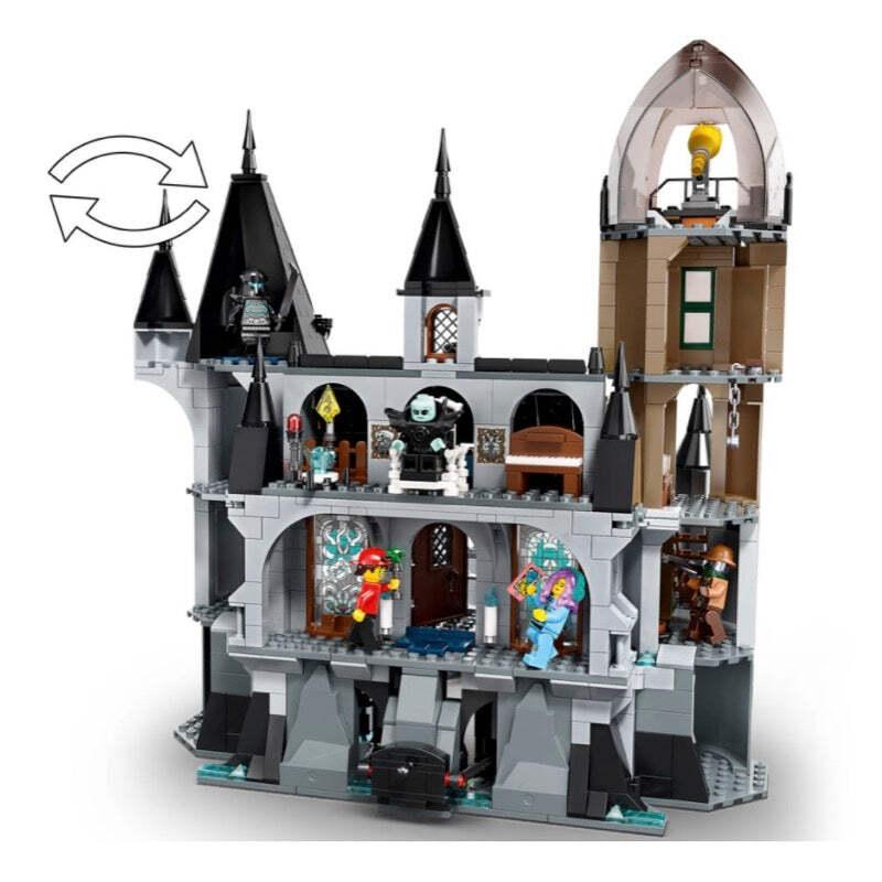 lego 70437 hidden side mystery castle brand new sealed  ebay