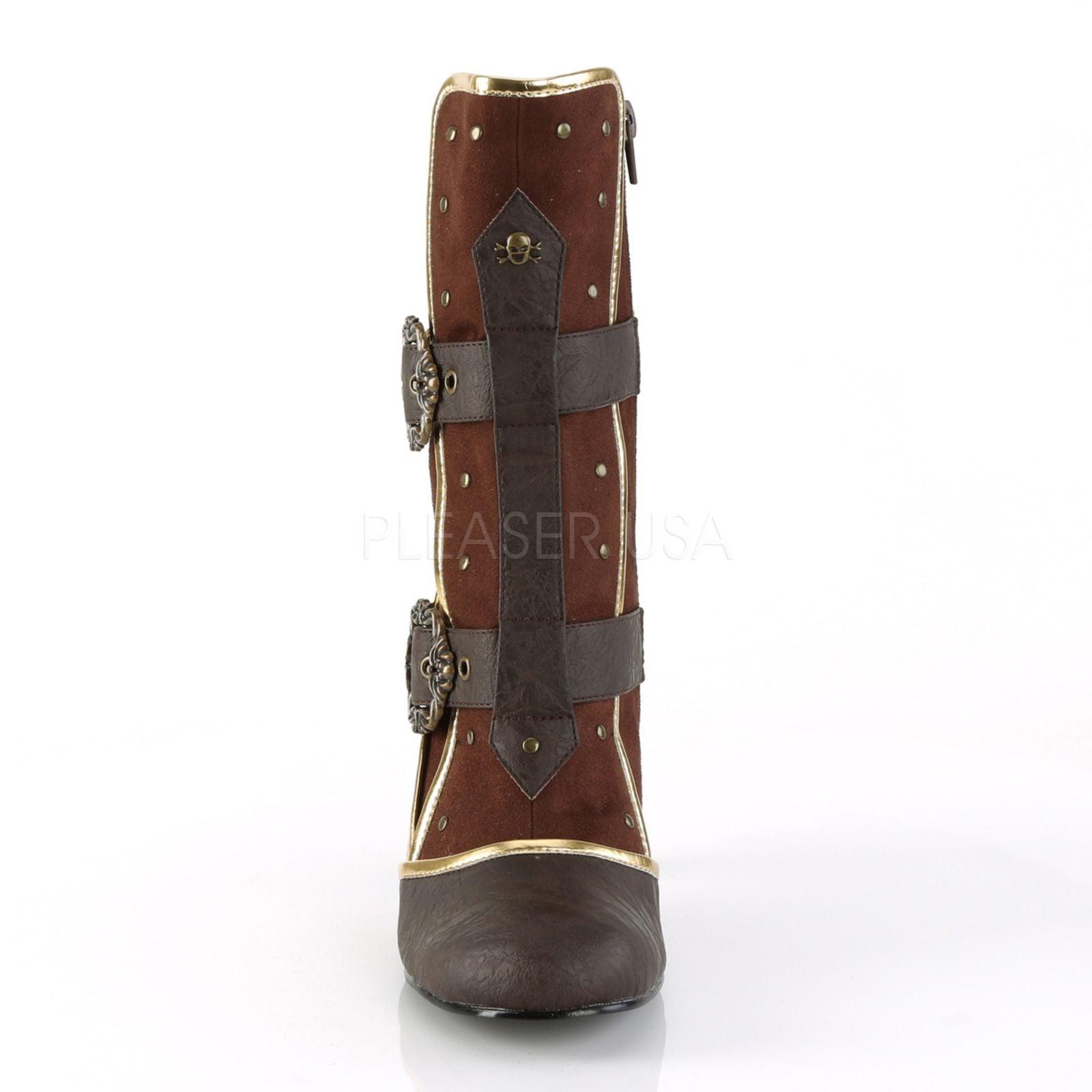 Schuhe & Fußbekleidung Accessoires PIRATE Boots Velvet Lace