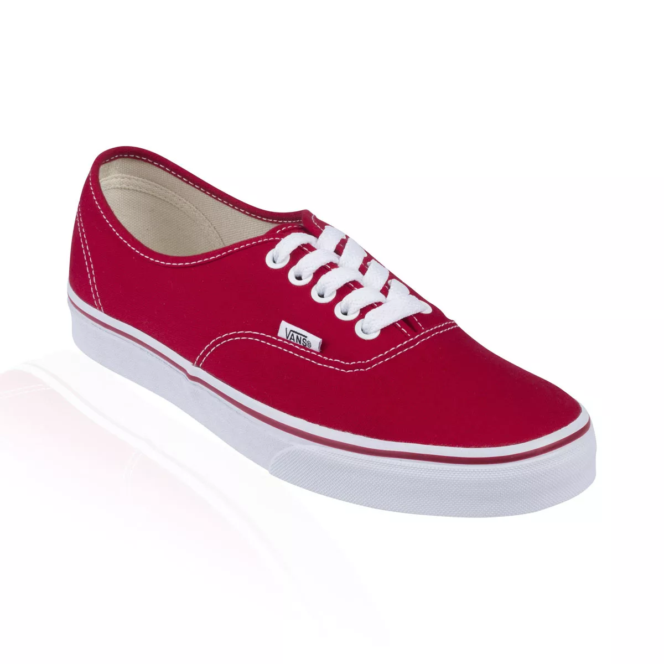 Details zu VANS Damen Authentic Slim Schuhe Chambray Coral UK 4 UVP 48 £ BCF81