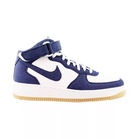 brand new 3541d 2585d Nike Air Force 1 Mid 07 Men s shoe - Obsidian Sail Gum Light Brown