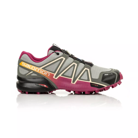 Details about Salomon Speedcross 4 CS Women's Trail Running Shoe ShadowSangiaPeach