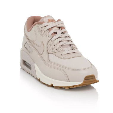 watch 2d2fd 88497 Nike Air Max 90 Leather Women s shoe - Siltstone Red Sail Red Stardust