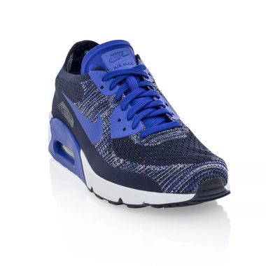 e639b4f17f00f Nike Air Max 90 Ultra 2.0 Flyknit Men s shoe - College Navy Paramount Blue