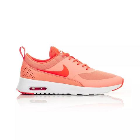 Details about Nike Air Max Thea Women's shoe Atomic PinkTotal CrimsonWhite