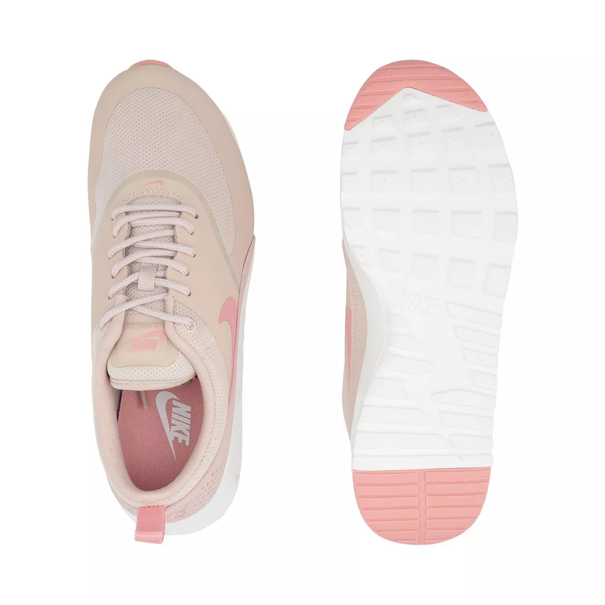 Details about Nike Air Max Thea Women's shoe Pink OxfordBright MelonWhite