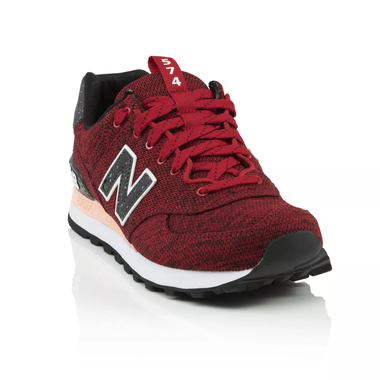 reputable site 5c515 992ab Details about New Balance 574 Classics (Outdoor Escape) Women's shoe - Team  Red/Fiji